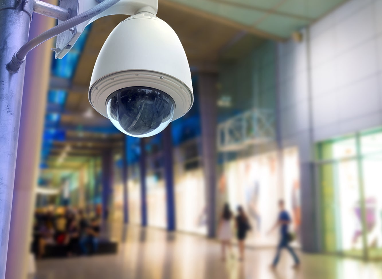 Security Automation and Surveillance for Home and Office